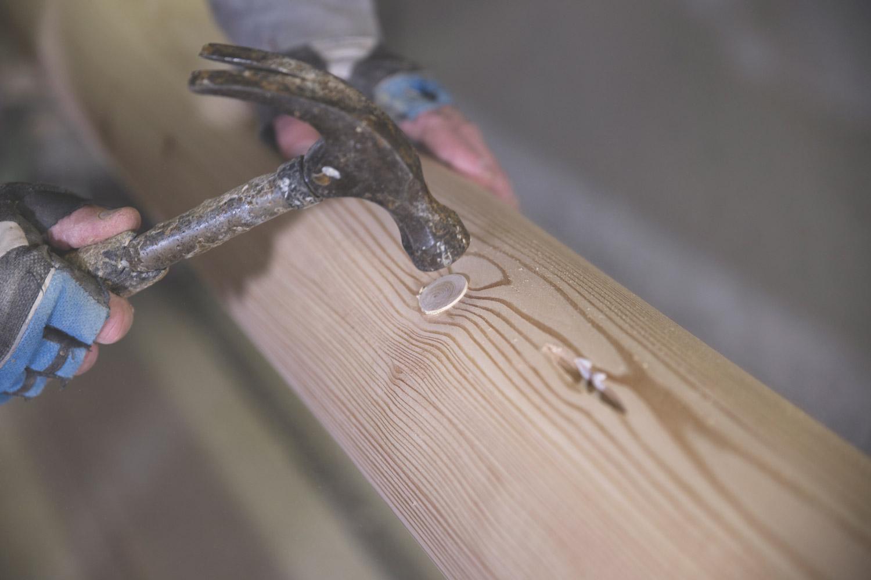 Qualität, was uns definiert und motiviert - Säulenmanufaktur - Rundstützen aus Holz