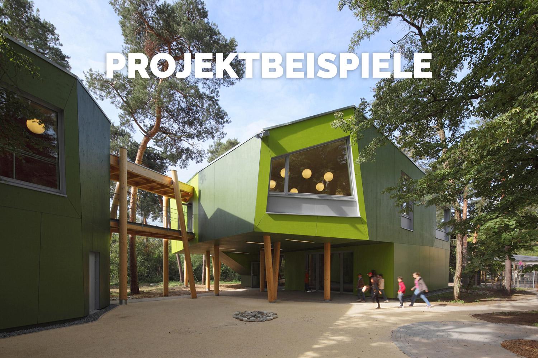 Schule Kiefernwäldchen in Griesheim